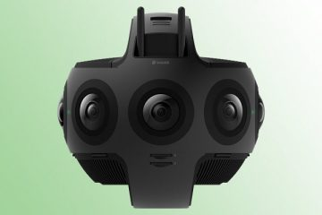 دوربین فیلمبرداری واقعیت مجازی با ۸ لنز و دقت ۱۱K