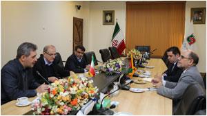 سفیر جمهوری اسلامی افغانستان با معاون وزیر راه و شهرسازی دیدار و گفتوگو کرد
