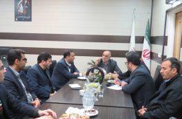 برگزاری جلسه برنامه ریزی چهلمین سالگرد انقلاب در شهرداری خوانسار