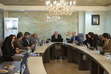 شورای راهبردی spx به محوریت اتاق بازرگانی اصفهان در اتاق بازرگانی ایران تشکیل شد
