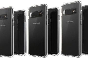 افشای تصاویر از ۳ نسخه موبایل «گلکسی اس ۱۰»