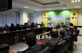 طراحی سامانه جامع نظارت و توزیع نهادهای کشاورزی در کشور