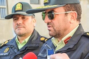 محموله کالای قاچاق با پوشش دانههای سویا در کرمانشاه/ ۱۱۱ دستگاه لوازم خانگی کشف شد