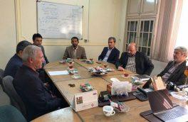 آمادگی جهاددانشگاهی بر توسعه همکاریها با سازمان نظام مهندسی سیستان و بلوچستان