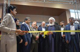 افتتاح نمایشگاه فرصتهای سرمایه گذاری سیستان و بلوچستان