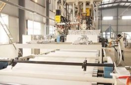 کارخانه تبدیل کربنات کلسیم به کاغذ، گامی در جهت توسعه اقتصادی الیگودرز