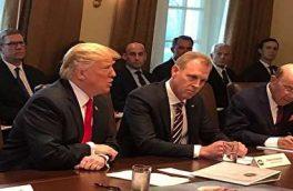 دوست دارم با ایران مذاکره کنم/ ایران یک قدرت خاورمیانه بود که میخواست همه آن را بگیرد