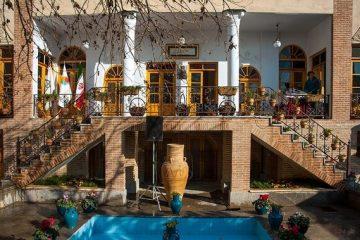 پسگرفتن خانه قاجاری از انجمن اوقات فراغت