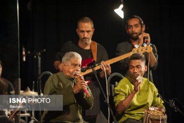 تشویق بی وفقه و ممتد موسیقی هرمزگان در تهران