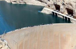 افزایش ۴۰ متری ارتفاع آب پشت سد دز نسبت به سال گذشته/ افزایش پنج برابری آب دریاچه سد دز