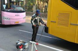 خودروهای سنگین آلایندهای که برگه معاینه فنی دارند!
