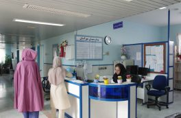 بهرهبرداری از ساختمان جدید بیمارستان مهرگان کرمان