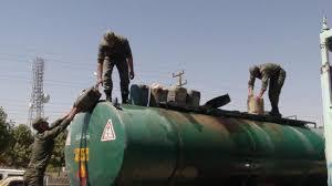 کشف ۲۰ هزار لیتر سوخت قاچاق در کرمان