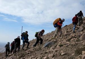 فعالیت ۲۵۰ باشگاه کوه نوردی در کشور