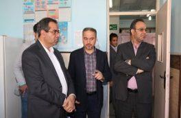 حوزه بهداشت و درمان خاتم از سایر مناطق استان عقب افتاده است