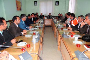 آمادگی جهت همکاری در امر راهداری زمستانی راههای روستایی استان قم