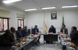 برگزاری جلسه شهردار، ریاست و اعضای شورای اسلامی شهر فلاورجان