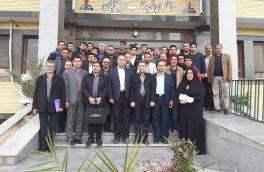 برگزاری نخستین دوره فنی تخصصی آموزش ترانس رکتیفایر در دو جنبه تئوری و عملی در شرکت گاز استان سمنان