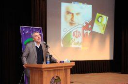 مراسم گرامیداشت چهلمین سالگرد پیروزی شکوهمند انقلاب اسلامی در مخابرات منطقه آذربایجان غربی
