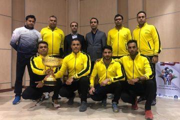 قهرمانی بندر بوشهر در سیزدهیمن دوره مسابقات آمادگی جسمانی و تیراندازی بنادر کشور