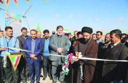 افتتاح ایستگاه پمپاژ کمکی شماره ۲ اردستان و بهره برداری از چاه جدید زوّاره