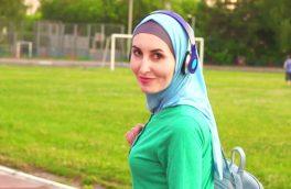 ۶ فایده بی حجاب بودن+عکس