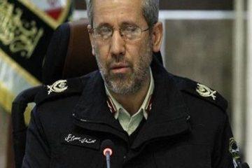 نصب دوربین لباس پلیس در همه شهرستانهای اصفهان