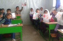 یک روز با خوب و بد یک مدرسه روستایی