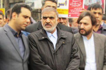 انقلاب اسلامی کوبنده و پرخروش راه خود را ادامه خواهد داد