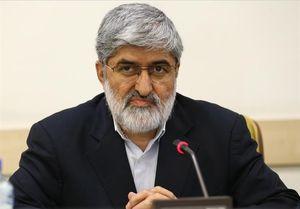 علی مطهری غلط میکند که برای امام خمینی تعیین تکلیف کند
