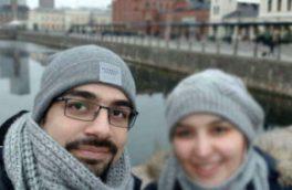 آقازاده موسوی لاری و همسرش در سوئد چه میکنند؟ +تصاویر