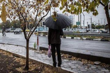 بارندگی در اصفهان نسبت به پارسال ۶۳۴.۲ درصد افزایش داشت