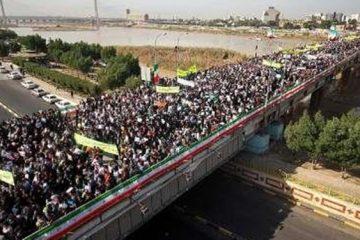 محدودیتهای ترافیکی مراسم راهپیمائی ۲۲ بهمن در اراک