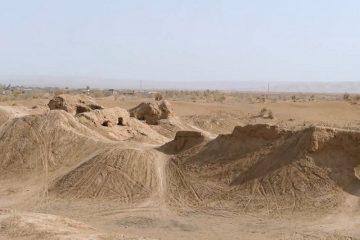 ثبت فسیل آباد آران و بیدگل در فهرست آثار ملی