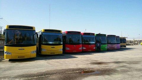 ۳۳۰ دستگاه اتوبوس ناوگان اتوبوسرانی نیاز به بازسازی دارد