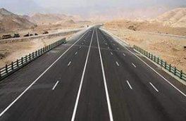 بهره برداری از ۲۰۵۵ کیلومتر آزادراه در ۱۸ استان کشور