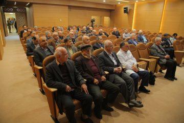 جلسه صبح دوشنبه انجمن خیریه بهداشتی و درمانی حضرت ابوالفضل(ع) به مناسبت هفته ملی سلامت مردان برگزار شد