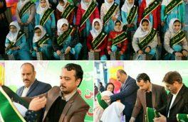 برگزاری همایش «همیاران فضای سبز» در شهر سمنان