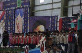 حضور شهردار و اعضای شورای اسلامی شهر فلاورجان در کنگره ملی سرداران و ۱۴۰۰ شهید شهرستان