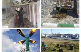 آماده سازی مراکز راهنمایی مسافران نوروزی در همدان