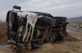 تصادف ۲ خودرو در خور و بیابانک سه کشته داشت