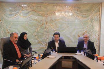 هیات رییسه اتاق بازرگانی اصفهان مشخص شدند/مسعود گلشیرازی رییس اتاق بازرگانی شد