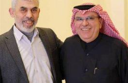 دیدار سفیر قطر با یحییالسنوار در غزه/ شهادت یک فلسطینی در «سلفیت»