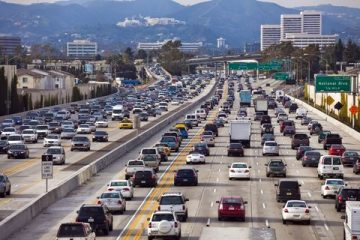 ۱۰ درصد کاهش تردد نسبت به اول فروردین/ جادهها خلوتتر شد