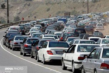 ترافیک در جادههای اصفهان روان است/ اعلام پرترددترین محورها