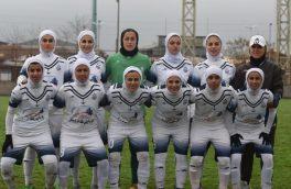 دومین شکست متوالی شاگردان ایراندوست در لیگ برتر فوتبال بانوان