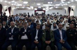 ۳۰۰ سری جهیزیه به همت سپاه نینوا گلستان به زوجهای جوان نیازمند اهدا شد+تصاویر