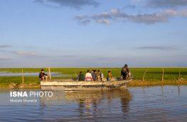 خسارت ۱۶۴۰ میلیارد تومانی سیل به کشاورزی گلستان