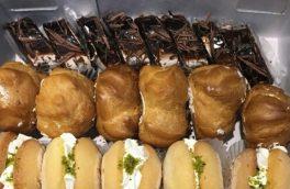 عرضه شیرینی با تخفیف ۳۰ درصدی در نمایشگاه فروش بهاره ساری