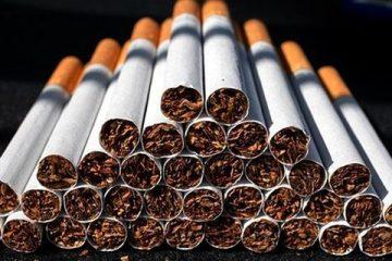 کشف بیش از ۲۳ هزار نخ سیگار قاچاق در فریدن